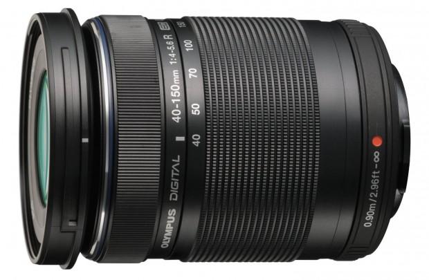 Olympus 40-150mm F4-5.6 R lens