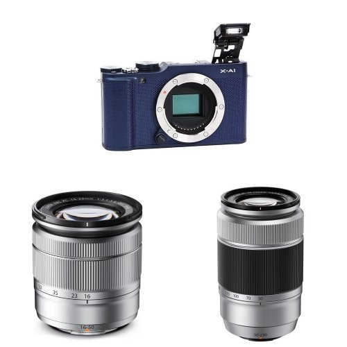 <span style='color:#dd3333;'>Hot Deal: Fujifilm X-A1 with 16-50mm and 50-230mm Lens  for $399</span>