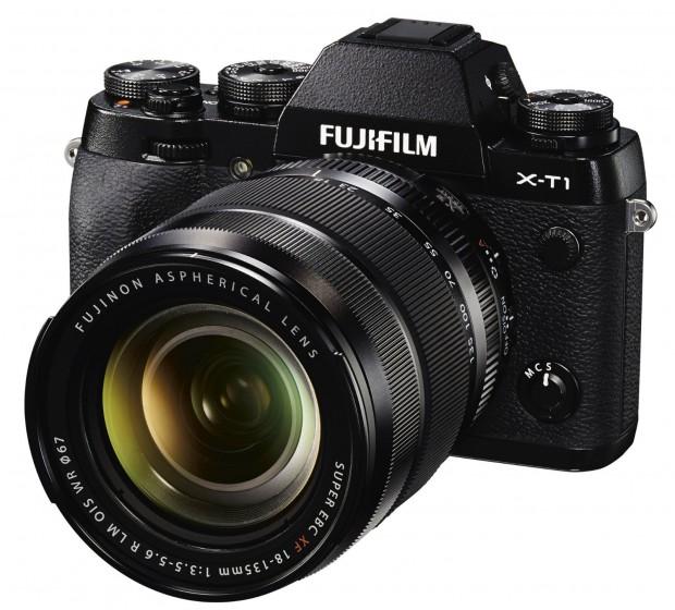 Fujifilm X-T1 w 18-135mm lens
