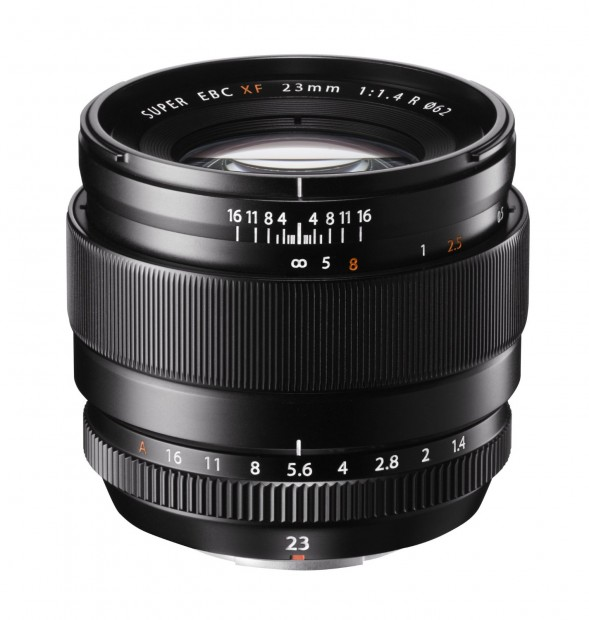 Hot Deal: Fujifilm XF 23mm f/1.4 R Lens for $749