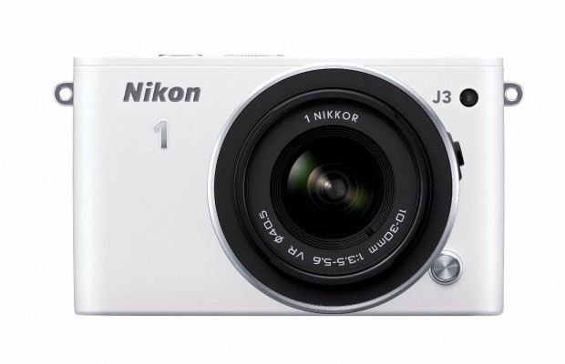 Nikon 1 J3 with 10-100mm lens