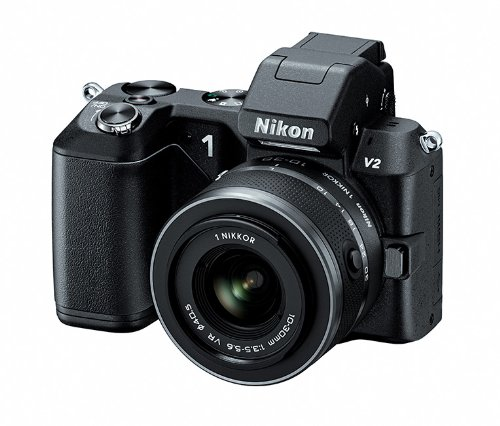 Hot Deal: Nikon 1 V2 w/ 10-30mm VR 1 NIKKOR Lens for $329
