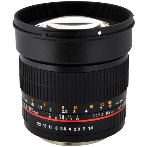 Hot Deal: Rokinon 85mm F1.4  (Sony FE) Lens for $249
