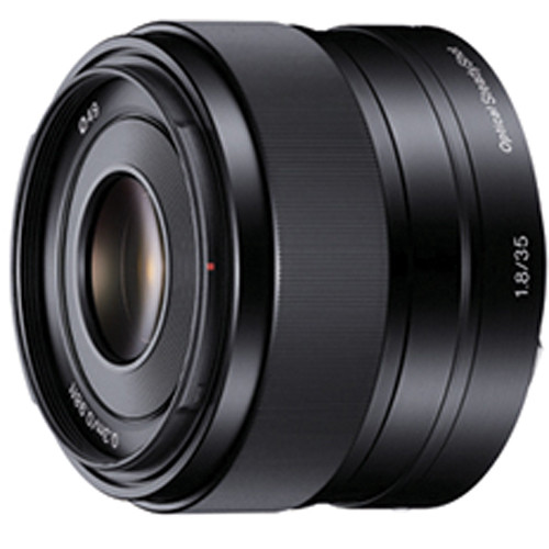 Sony 35mm F1.8 OSS E-mount