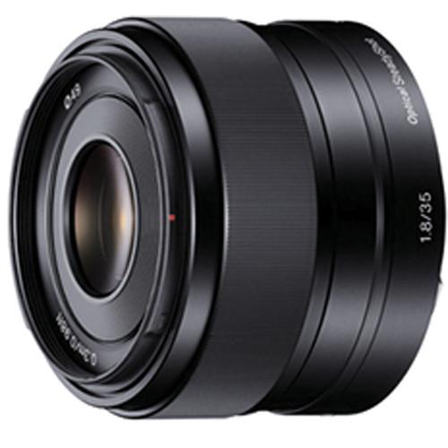 Hot Deal: Sony 35mm F/1.8 OSS E-mount Lens for $399