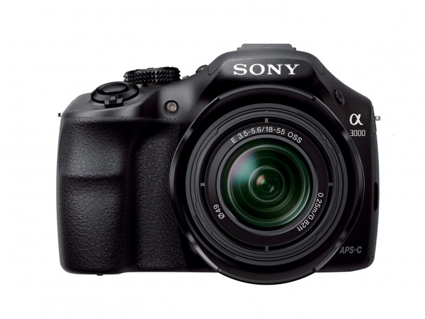 Hot Deal: Sony A3000 with 18-55mm Lens for $269