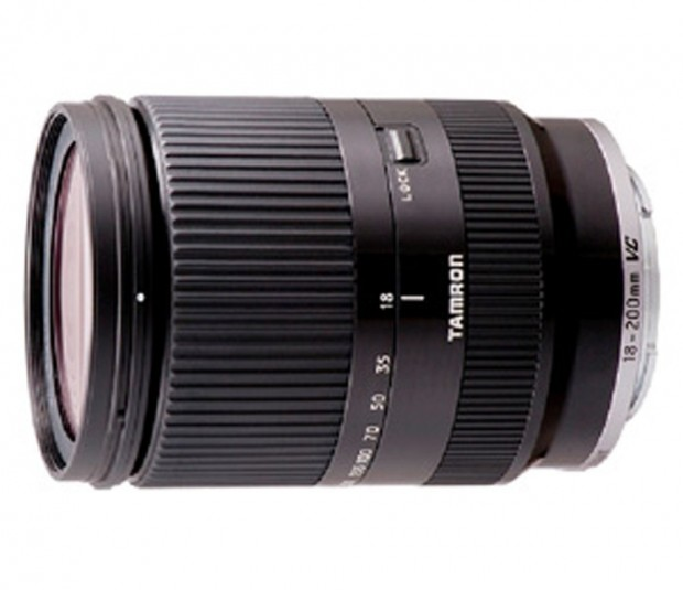 Hot Deal: Tamron 18-200mm F/3.5-6.3 Di III VC Lens for $499