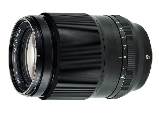 Fujifilm XF 90mm F/2 R LM WR Lens in Stock & Shipping