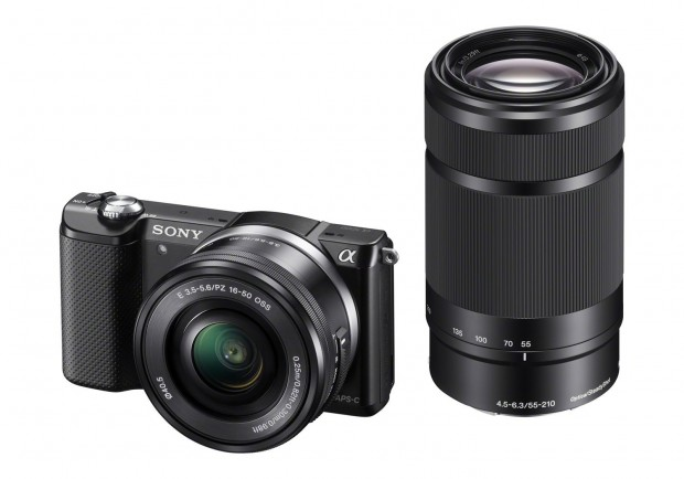 <span style='color:#dd1616;'>Hot Deal: Sony a5000 w/ 16-50mm &#038; 55-210mm Lenses for $349</span>
