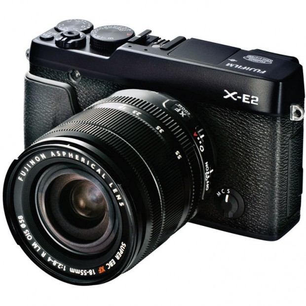 Hot Deal: Fujifilm X-E2 with 18-55mm Lens for $860