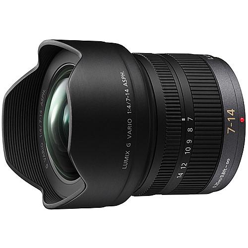 Hot Deal: Panasonic 7-14mm f/4.0 Lens for $697