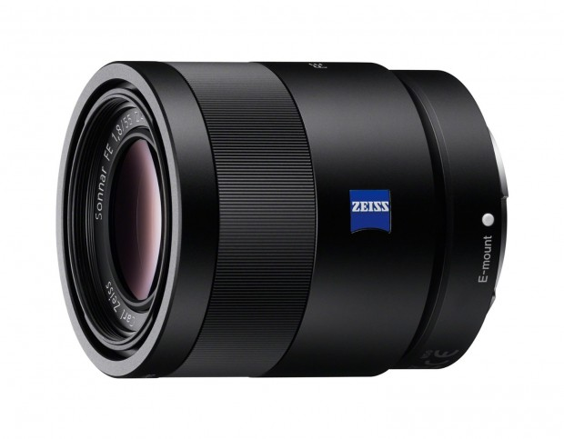 Hot Deals: Sony Sonnar T* FE 55mm f/1.8 ZA Carl Zeiss Lens for $729