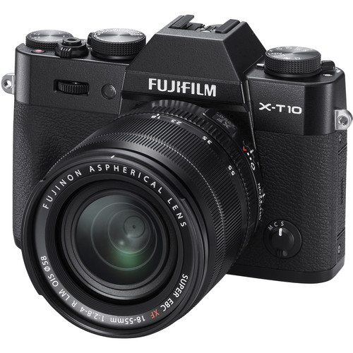 Hot Deal: Fujifilm X-T10 for $699, w/ 18-55mm lens for $999