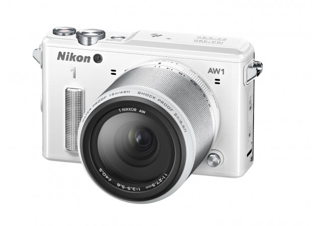 Hot Deal: Refurbished Nikon 1 AW1 with 11-27.5mm f/3.5-5.6 Lens for $429