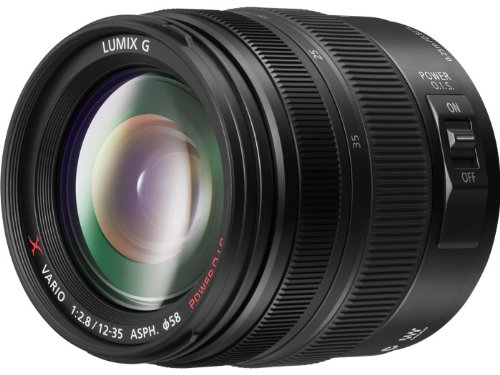 Panasonic 12-35mm F2.8 lens