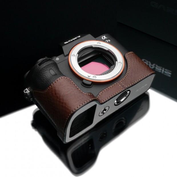 Gariz genuine leather case