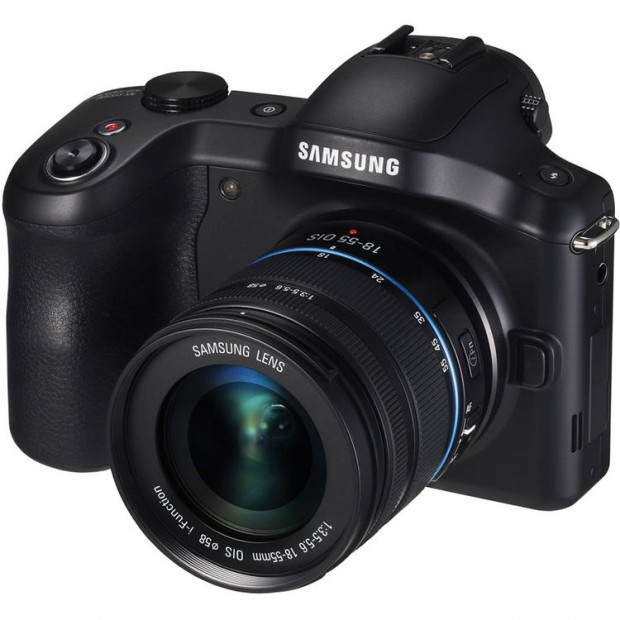 Hot Deal: Samsung Galaxy NX Digital Camera with 18-55mm Lens for $549
