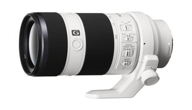 Hot Deal: Sony FE 70-200mm F4 G OSS Lens for $1,126