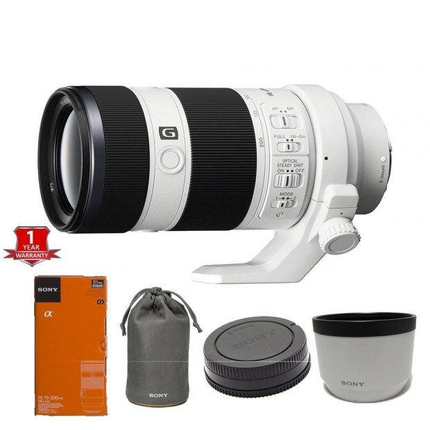 Hot Deal: Sony FE 70-200mm F4 G OSS Lens for $1,134