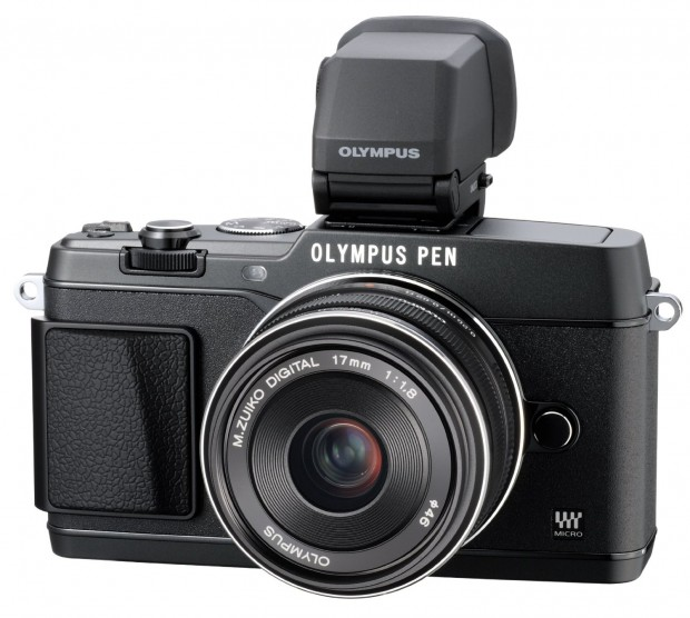 Hot Deal: Olympus E-P5 with VF-4 Viewfinder and 17mm f/1.8 Lens for only $699