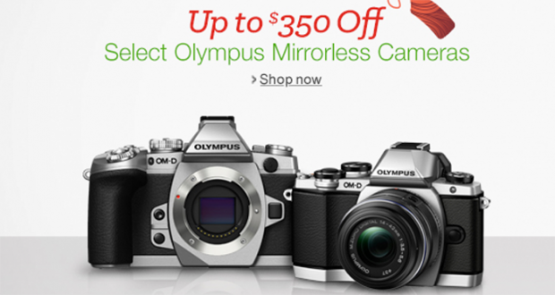 Hot Deals: New Price Drops for Olympus E-M1, E-M5 II and E-M10 II Kits