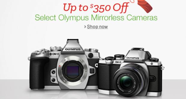 Hot Deals: New Price Drops for Olympus E-M1, E-M5 II and E-M10 II Kits