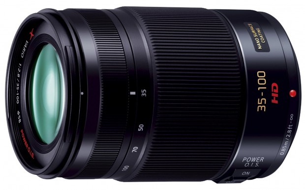 Hot Deal: Panasonic Lumix G Vario 35-100mm f/2.8 O.I.S. Lens for $749