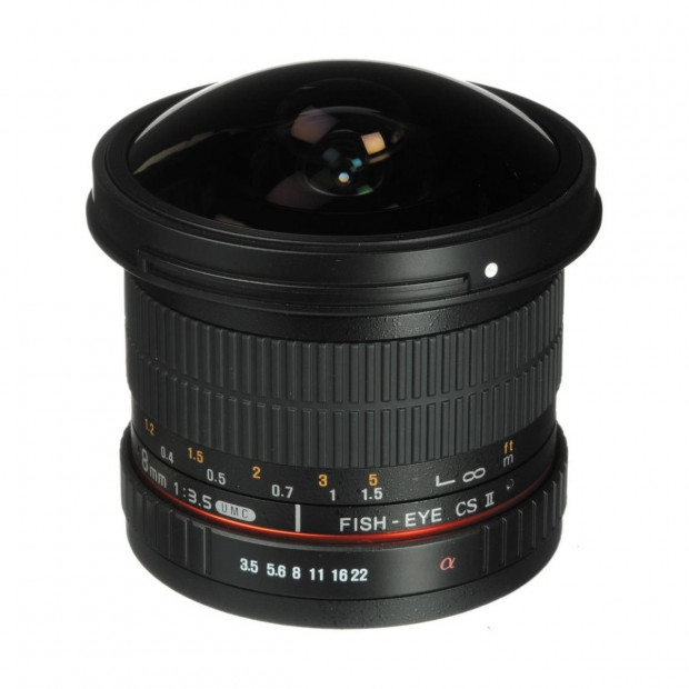 <span style='color:#dd3333;'>Hot Deal: Rokinon 8mm F/3.5 HD UMC Fisheye Lens for $179</span>