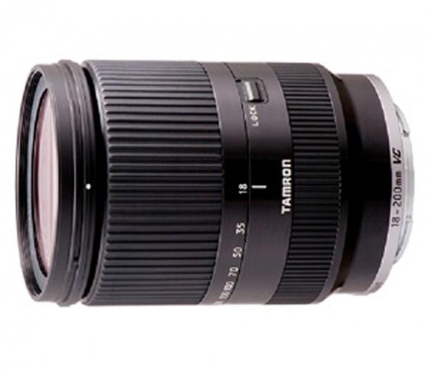Tamron 18-200mm VC III lens