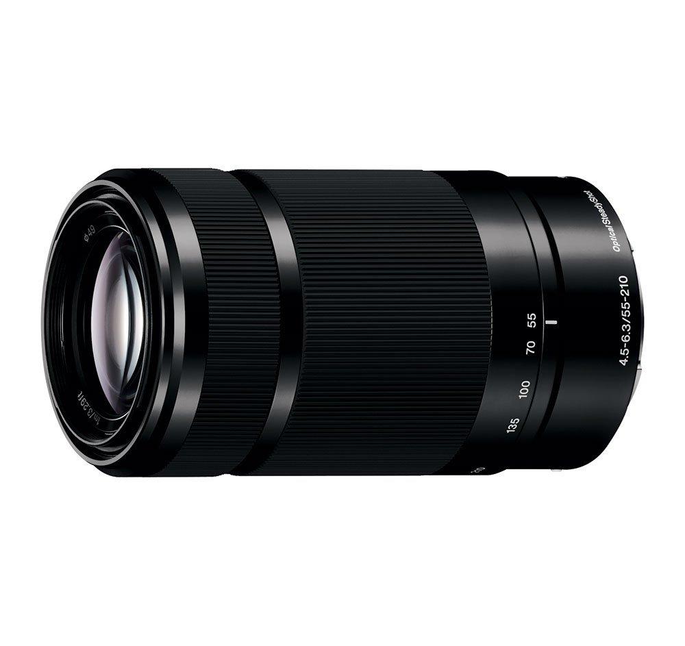 hot deal refurbished sony e 55 210mm zoom lens for 149 mirrorless deal. Black Bedroom Furniture Sets. Home Design Ideas
