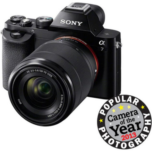 <span style='color:#dd3333;'>Hot Deals: Open Box Sony-Zeiss Deals at Samys and Buydig</span>