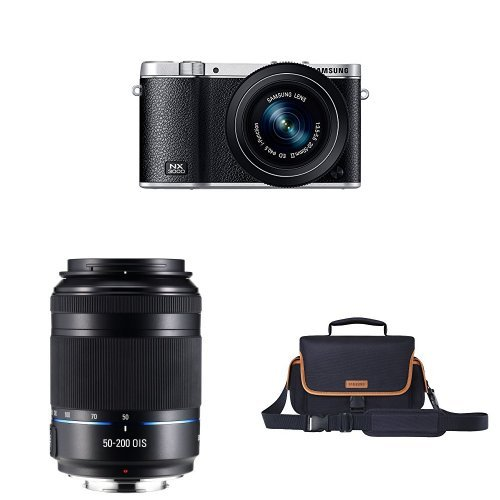 <span style='color:#dd3333;'>Hot Deal: Samsung NX3000 with 20-50mm + 50-200mm Zoom Lens + Camera Bag for $399</span>