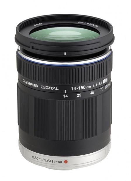 Olympus ED 14-150mm f4-5.6 lens