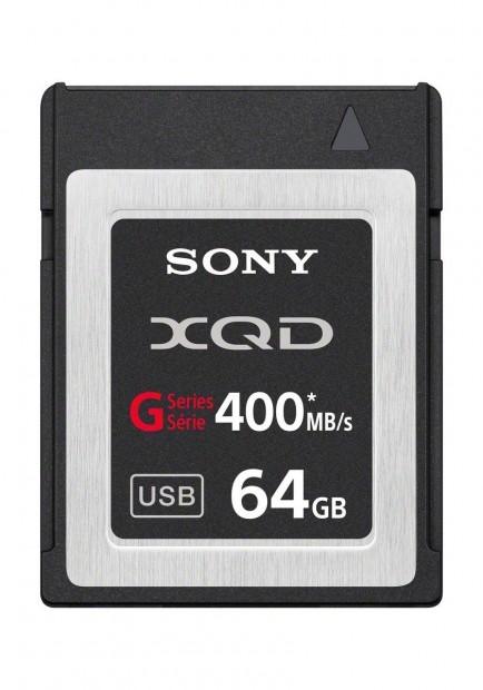 Sony XQD 64G card