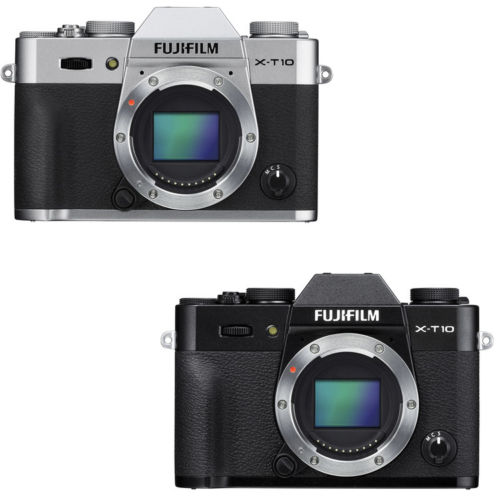 Hot Deal: Fujifilm X-T10 for $499