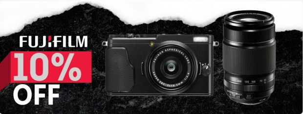 Hot Deals: All Fuji X Gear now 10% off in Australian