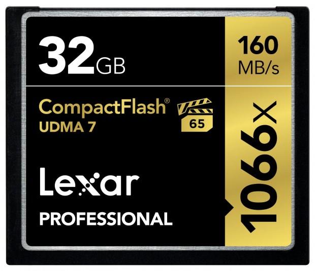 Lexar CF 32 GB