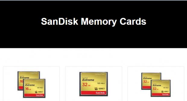 Sandisk deals