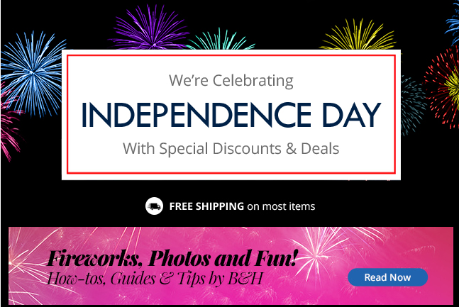 <span style='color:#dd3333;'>Hot Deals: Special Discounts on Independence Day</span>