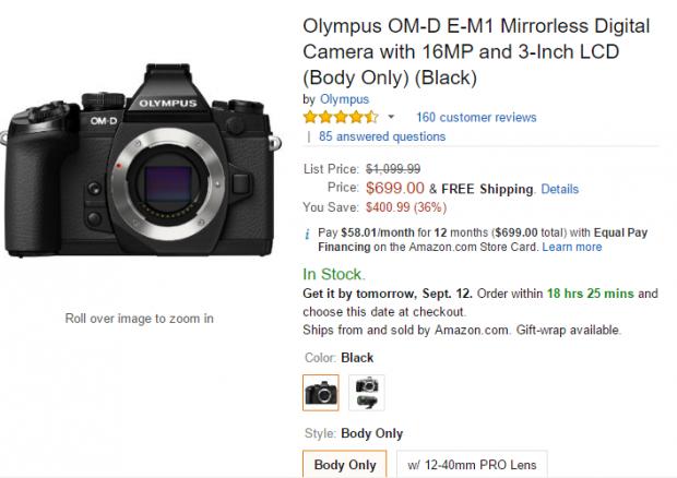 olympus-e-m1-deal