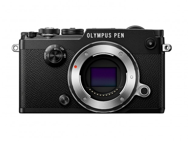 Hot Deal: $281 Off on Olympus PEN-F at Amazon