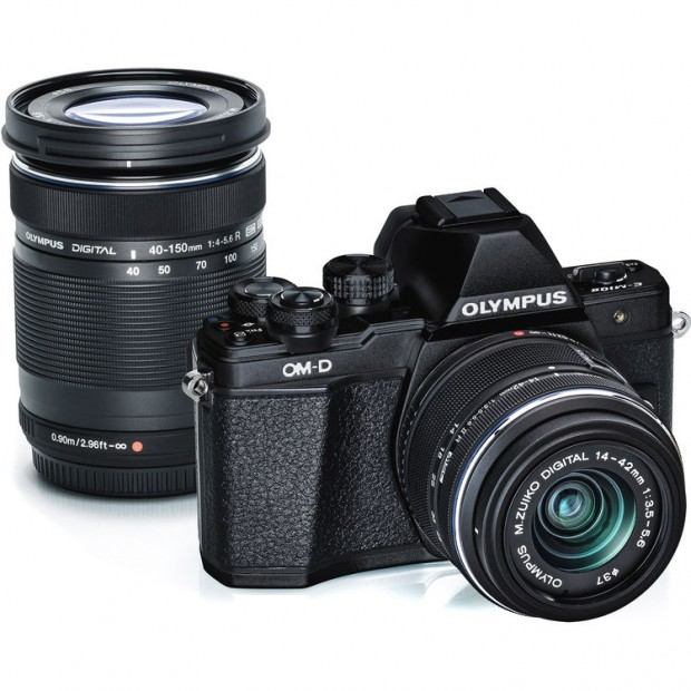 <span style='color:#dd3333;'>Hot Deal: Olympus E-M10 Mark II with 14-42mm II and 40-150mm R Lenses for $599</span>
