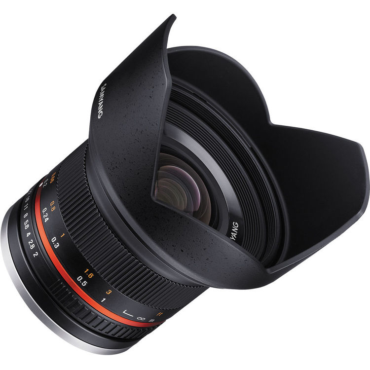 <span style='color:#dd3333;'>Hot Deal: Rokinon 12mm F2.0 NCS CS Lens for $219-$239</span>