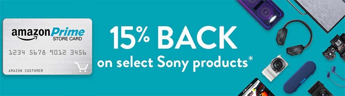 <span style='color:#dd3333;'>Hot Deals: 15% Back on Every Sony Camera and Lens at Amazon!</span>
