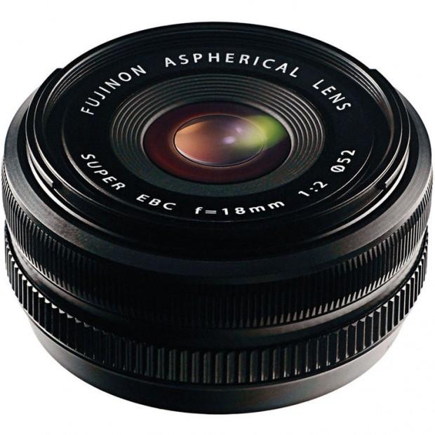 Fujifilm XF 18mm F2.0 R lens