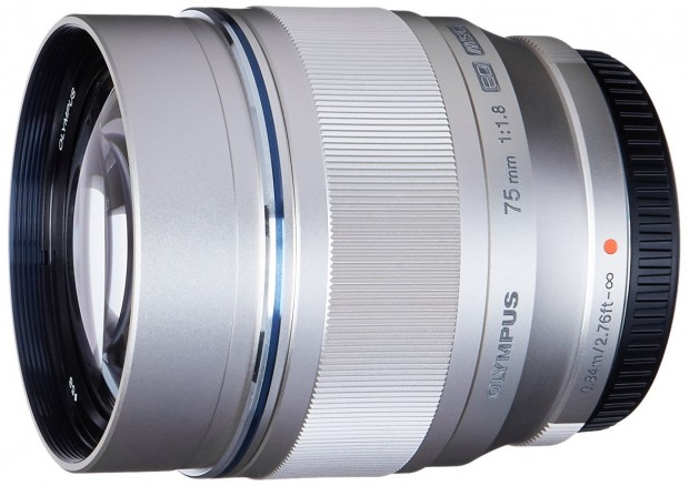 <span style='color:#dd3333;'>Hot Deal: Olympus M.Zuiko Digital ED 75mm f/1.8 Lens for $599</span>