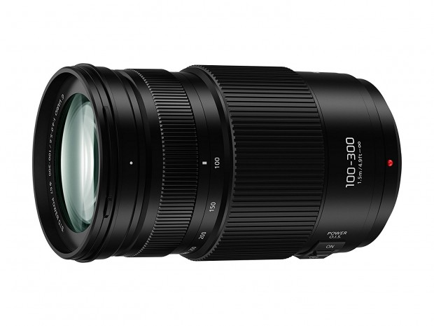 Panasonic Lumix G Vario 100-300mm f/4-5.6 II Lens First In Stock