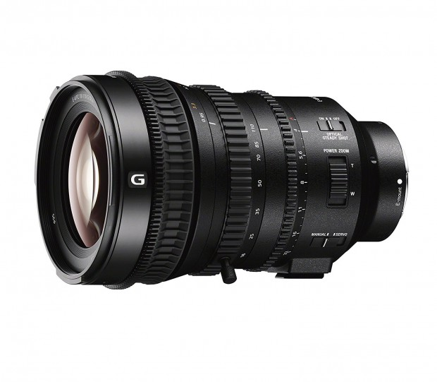 Sony PZ 18-110mm F4.0 G OSS E-Mount Lens First In Stock