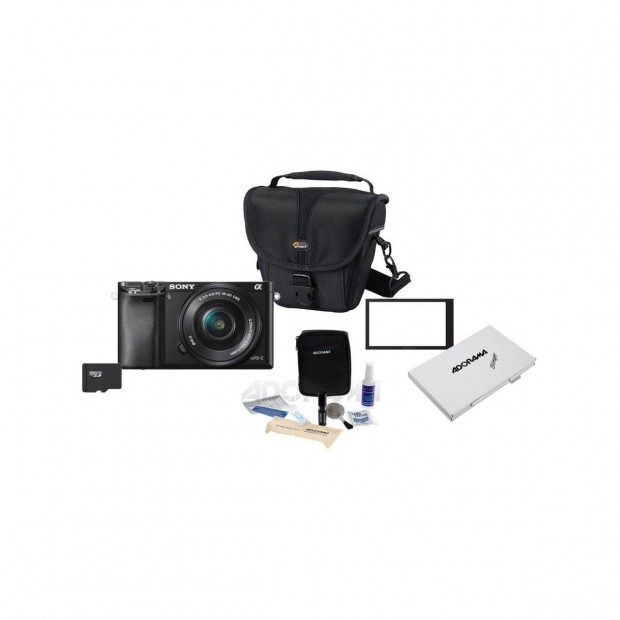 <span style='color:#dd3333;'>Hot Deals: Sony A6000/ A7R II/ A7S II/ A7 II Bundle at Adorama Madness Sale</span>