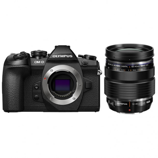 Hot Deal: $300 Off on Olympus OM-D E-M1 Mark II w/12-40mm f/2.8 Lens Kit